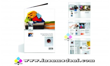 Thiết Kế & In Catalogue 1